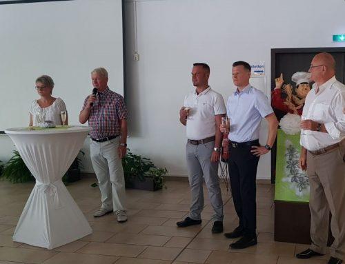 Mitarbeiter-Auszeichnung in Hohenstein