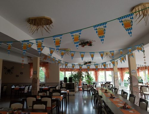 Oktoberfest für unsere Bewohner in Heinrichsort
