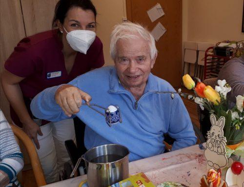 Ostern in der PKP Seniorenbetreuung